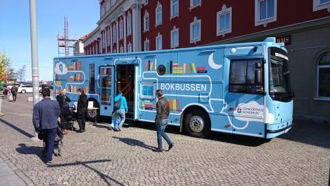 Bokbussen, Jönköpings kommun 2
