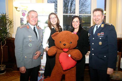 Jahresempfang des Kommandos Sanitätsdienstliche Einsatzunterstützung