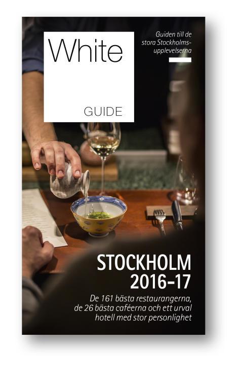 White Guide Stockholm 2016-17 är här!
