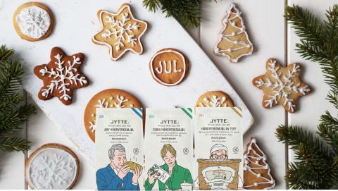 Jytte glutenfritt mjøl passer perfekt til julebaksten