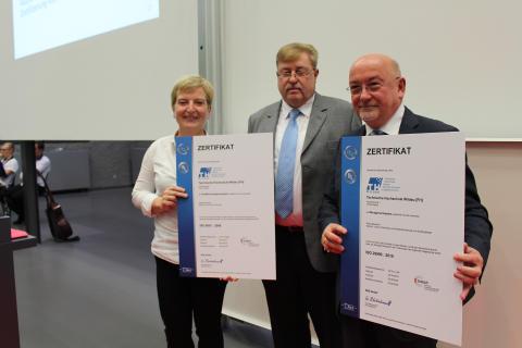 """Praxisdialog """"Qualitätsmanagement an Hochschulen"""""""