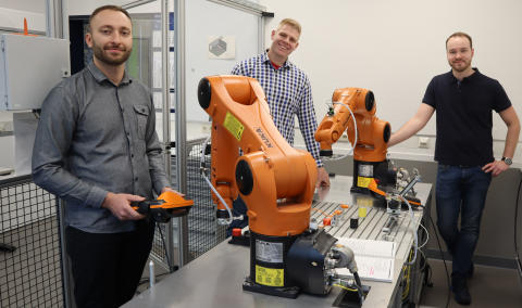 BPW to use robots in vocational and professional training