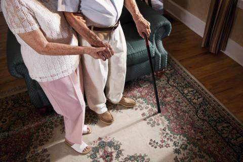 Äldre har små möjligheter till fysisk aktivitet på boenden