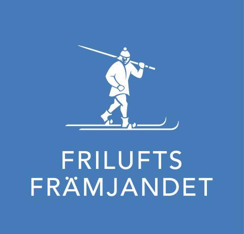 Friluftsfrämjandets nya logotyp