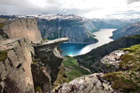 Norge allt mer populärt resmål för svenskar