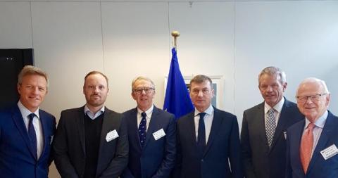 Norsk kunstig intelligens på agendaen i Brussel