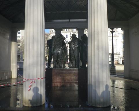 Bomber memorial1