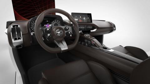 Kia Cockpit 1