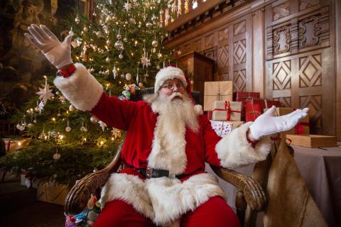 Lyckad start på julmarknaden