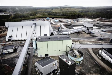 Nytt avtal med Boliden Mineral AB
