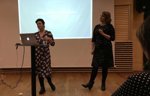 Hyllning till kreativiteten i Jokkmokk