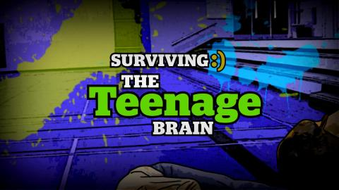 WANT TO KNOW MORE ABOUT WHY TEENS BEHAVE THE WAY THEY DO? WATCH SURVIVING:) THE TEENAGE BRAIN PREMIERING ON CBC-TV'S THE NATURE OF THINGS ON JANUARY 19, 2012 AT 8 P.M. (8:30 NT)
