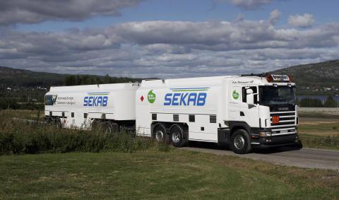 SEKAB Tanker