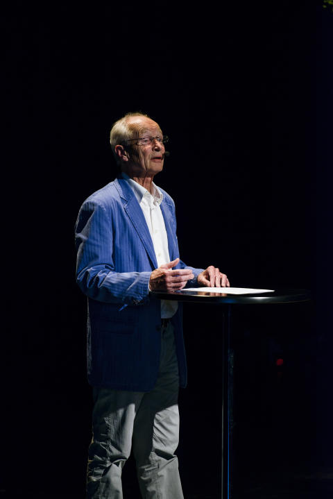 Guus Kuijer's award lecture on May 22