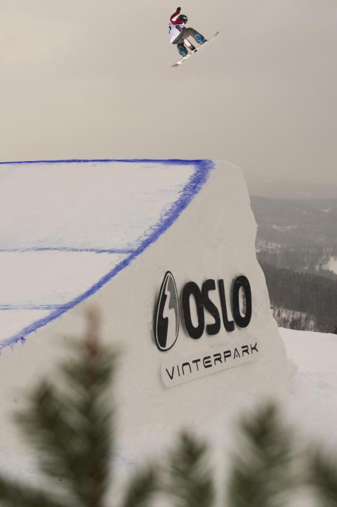 Oslo Vinterpark fick pris som årets anläggning