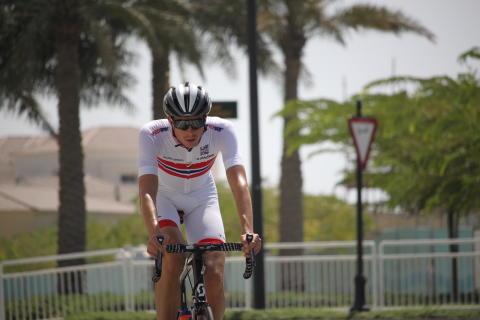 Vegard Stake Laengen under sykkel-VM 2016