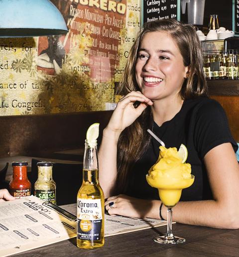 Pressbild Taco Bar kväll