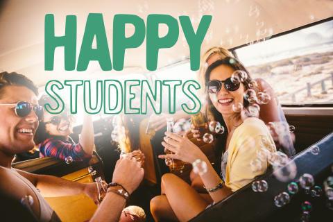 Studentum nu ännu större - lanserar ny site med studentrabatter