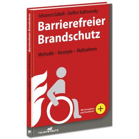 Barrierefreier Brandschutz / FeuerTRUTZ Network (3D tif)