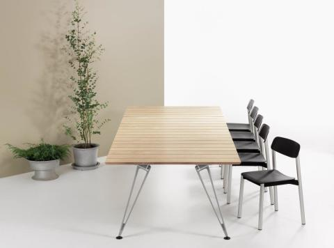 Attach outdoor and Penne chair