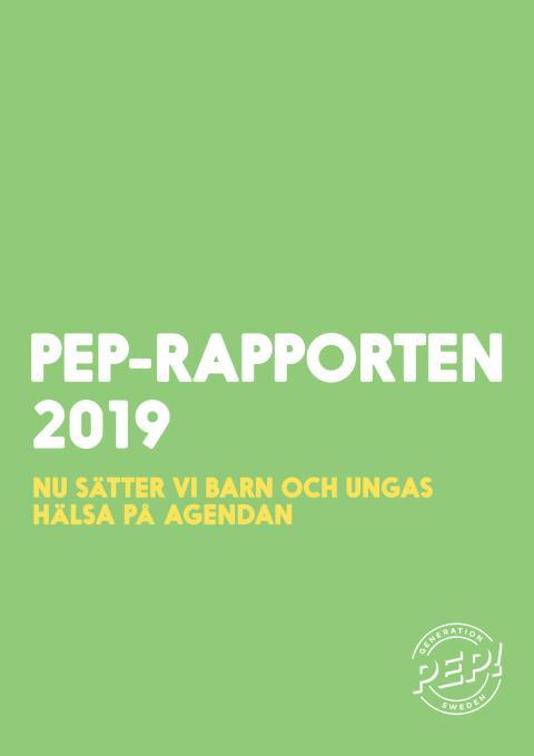Pep-rapporten 2019