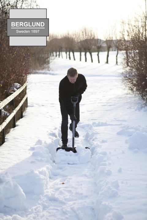 Ta tuffa tag mot snön