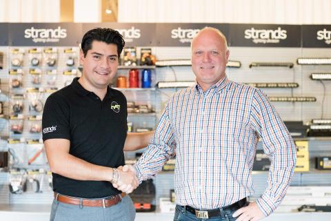 Strands i kraftig tillväxt – förstärker med ny försäljningschef för Norden