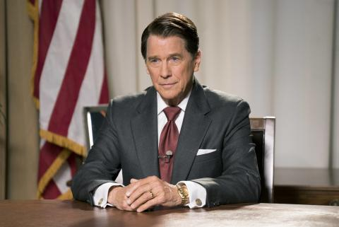 Killing Reagan - Tim Matheson som Ronald Reagan