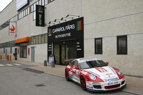 Caparols butik i Upplands Väsby (1)