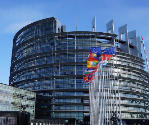 Norna presented as a next generation AI company in the European Parliament