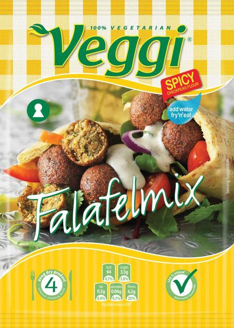 Veggi Falafelmix