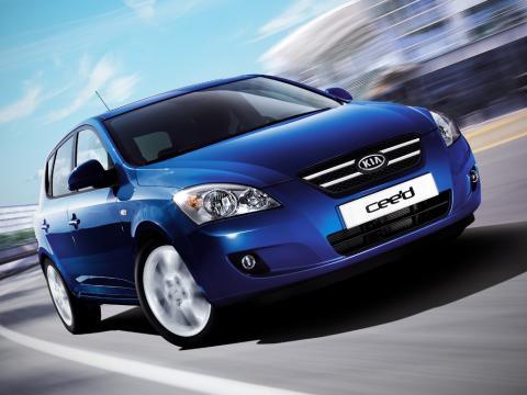 Kia cee'd toppar C-segmentet i brittiska undersökningen Driver Power