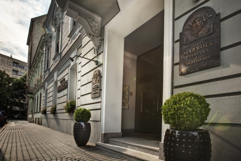 Marrol's Boutique Hotel, Bratislava, bäst i Europa – toppar listan i nätresebyrån Expedias årliga hotellrankning