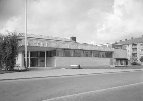 Östergötlands museum 1945