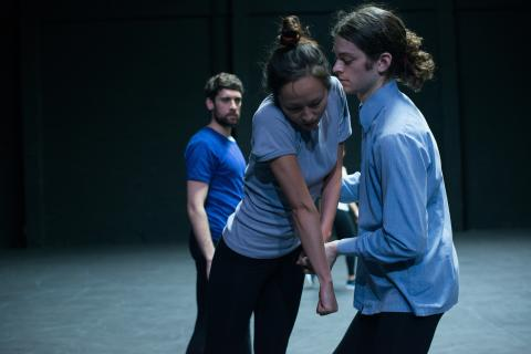 ROSAS/ANNE TERESA DE KEERSMAEKER - Golden Hours (As you like it)