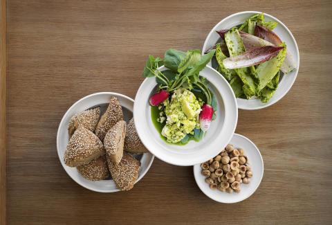 Rutabaga - Bread & Spread