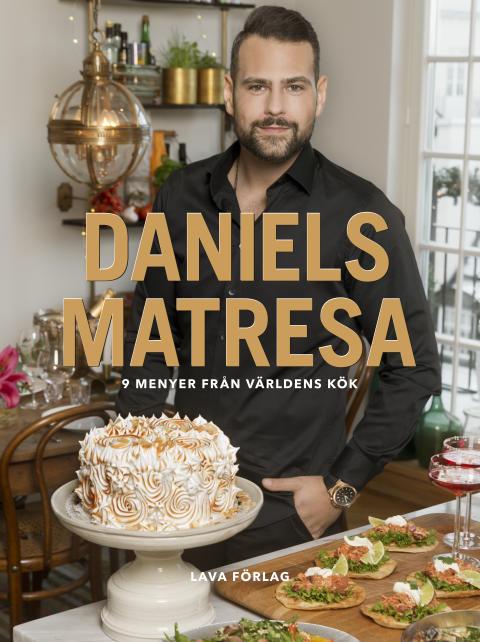 Från silver i mästerkocken till hovmästare på Berns – följ med Daniels Lakatosz matresa i ny bok