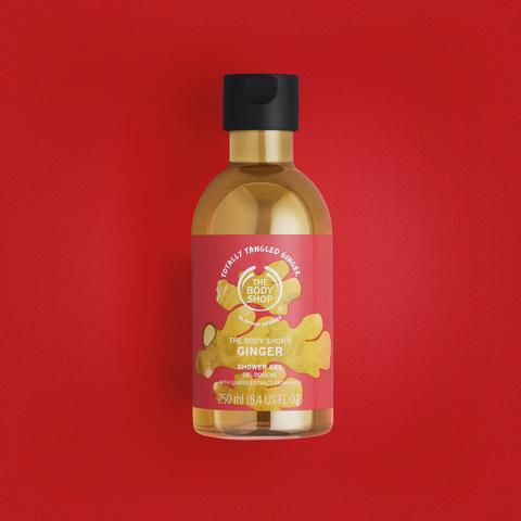 Ginger Shower Gel