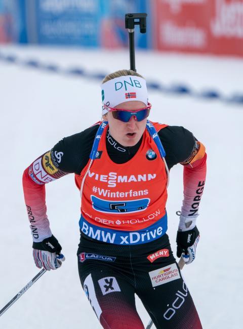 Uttak kvinner VM Østersund