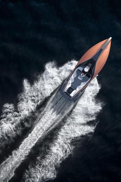 Lexus Sport Yacht är ett one-off-bygge