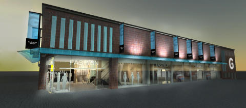 Diligentias köpcentrum Gyllen är nu en Green building