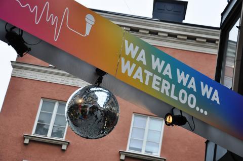 Melodifestivalen 2014 Linköping. Foto. Claes Lundkvist, Linköpings kommun