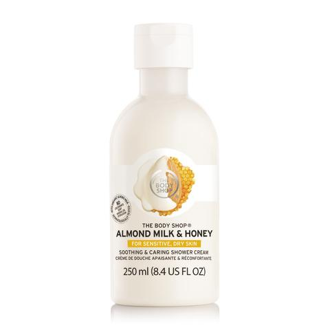 Almond Milk & Honey Shower Cream_kr98