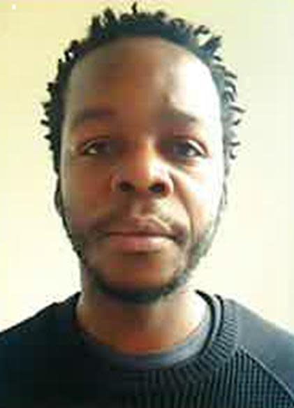 Derick Mulondo, 38, of Kingston