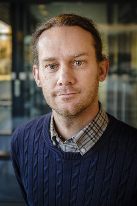 Professor Jonas Gabrielsson