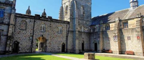 Aberdeen Universitet väljer Unit4 Student Management