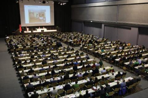 FeuerTRUTZ Brandschutzkongress 2016