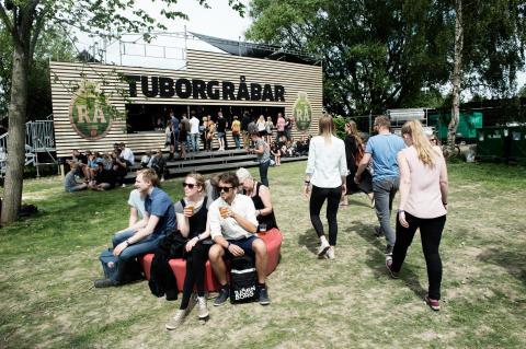 Tuborg Rå kommer i centrum på NorthSide