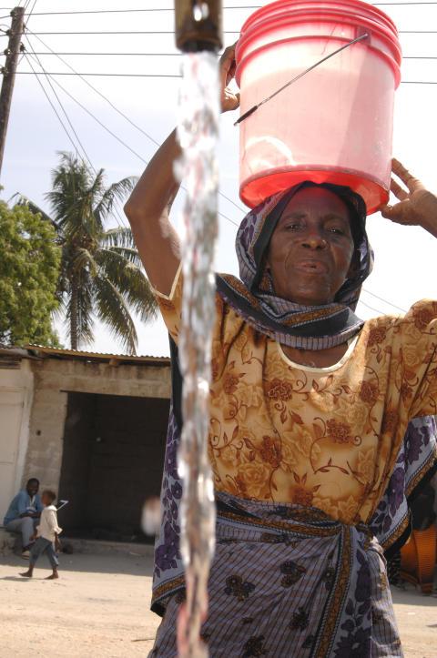 Globalt mål för dricksvatten nås - men framstegen för sanitet saknas!