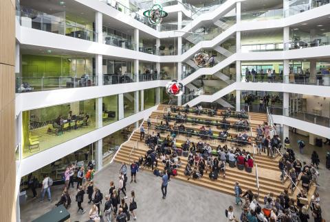 Nyt stort uddannelsesmiljø i hjertet af Aarhus